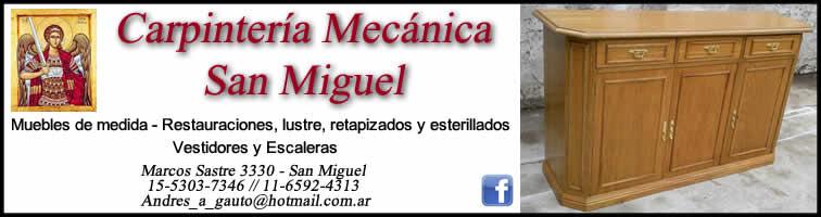Guia Web de San Miguel y Bella Vista, Jose C. Paz y Malvinas ...