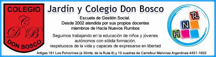 Guia Web De San Miguel Y Bella Vista Educacion Colegios