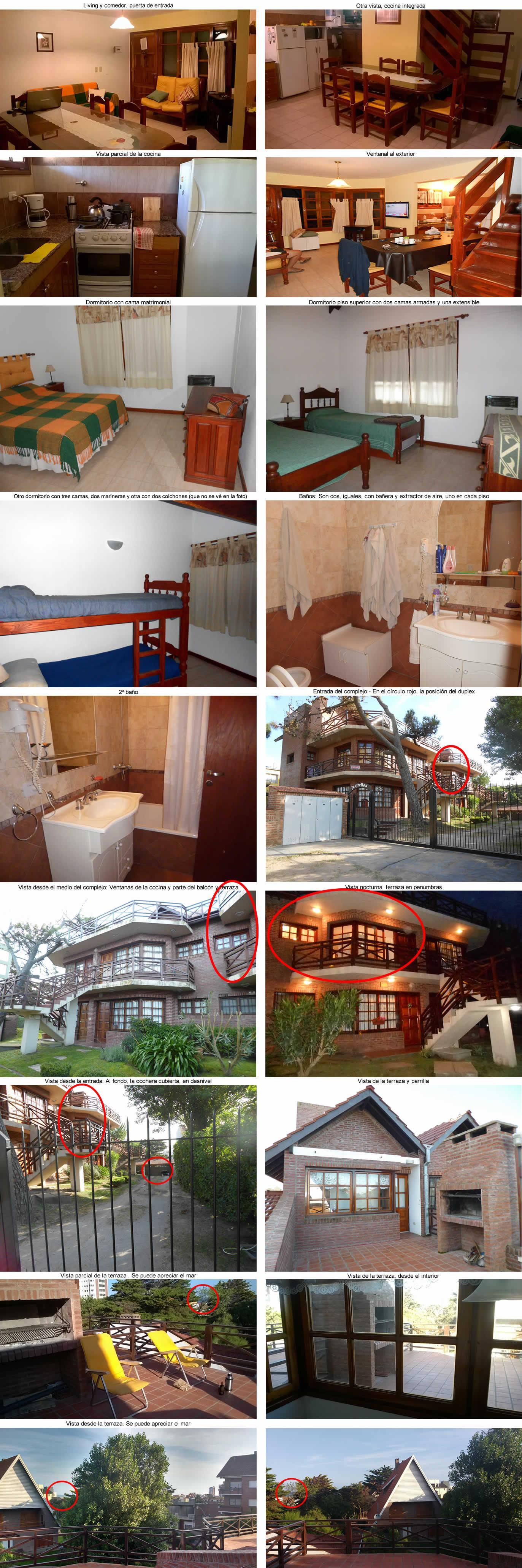 Alquiler En Villa Gesell Guia De San Miguel Y Bella Vista # Muebles Villa Gesell