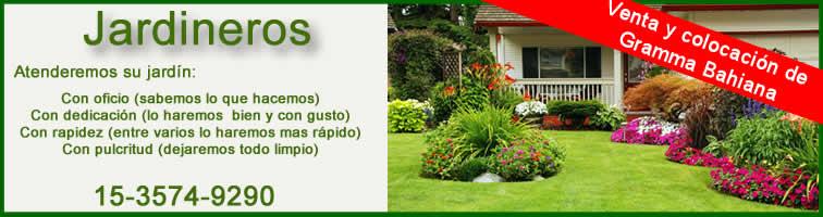 Guia web de san miguel y bella vista jardines piletas - Jardineros a domicilio ...